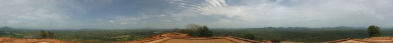 Thumbnail image - 360 degree view Sigiriya summit