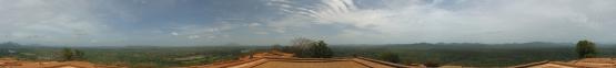 Thumbnail image - 360 degree view Sigiriya summit